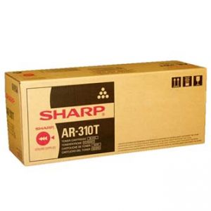SHARP originální toner AR-310LT, black, 25000str., SHARP AR-M256, 316