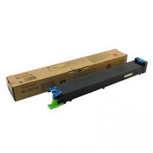 SHARP originální toner MX-31GTCA, cyan, 15000str., SHARP MX 2301N, 2600N, 3100N, 4100N, 41
