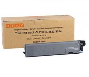 UTAX originální toner 4441610010/4441610115, black, 8000str., UTAX CLP 3416, 3520, 3524, 4