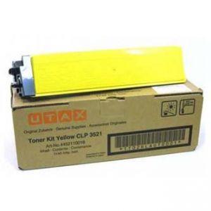 UTAX originální toner 4452110016, yellow, 4000str., UTAX CLP 3521