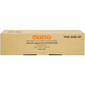 UTAX originální toner 4441610014, magenta, 8000str., UTAX CLP 3416, 3520, 3524, 4416, 4520
