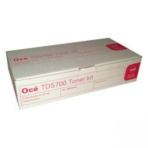 OCÉ originální toner 1060047449 black OCÉ TDS700 500g obsahuje odpadní nádobku