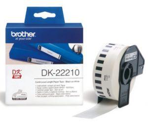 BROTHER DK-22210 originální (papírová role 29mm x 30,48m)