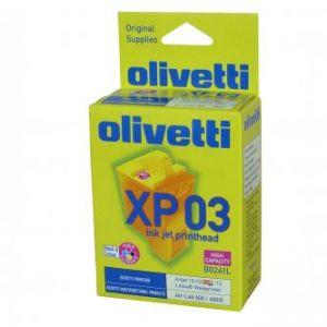 OLIVETTI originální ink B0261, CMYK, 260str., OLIVETTI ArtJet 10, 12, 22, OFX-800, Jet-Lab