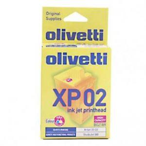 OLIVETTI originální tisková hlava B0218, color, 460str., OLIVETTI ArtJet 20, 22, Studio Je