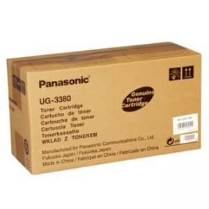 PANASONIC originální toner UG-3380, black, 8000str., PANASONIC UF-580, 585, 590, 595, 5100