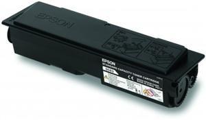 EPSON originální toner C13S050585, black, 3000str., return, EPSON AcuLaser M2300D, 2400D,