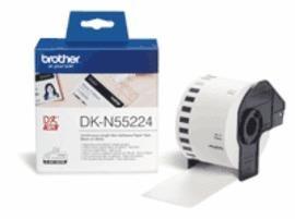BROTHER DK-N55224 originální (bílá papírová role, 54mm)