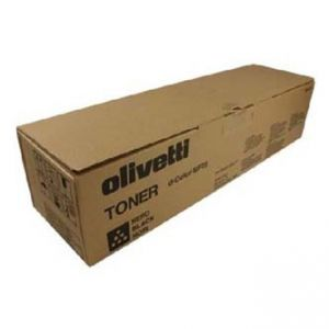 OLIVETTI originální toner B0533/8938-521, black, 20000str., OLIVETTI D-COLOR MF 25, 25+
