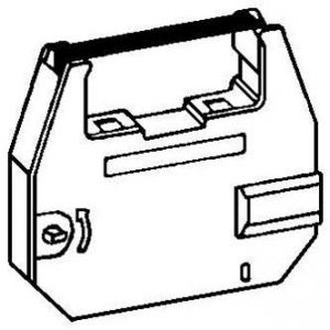 Páska pro psací stroj pro Nakajima AX 200 300 500 60 EW 310 1000 černá textilní PK142 186N