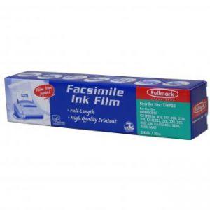 FULLMARK kompatibilní fólie do faxu s KX-FA52E, 2*30m, pro PANASONIC Fax KX-FP 207, 218, 2