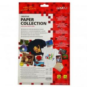 LOGO, magnetický papír, PRO, bílý, A4, 871 g/m2, 1440dpi, 2 listy, pro inkoustové tiskárny