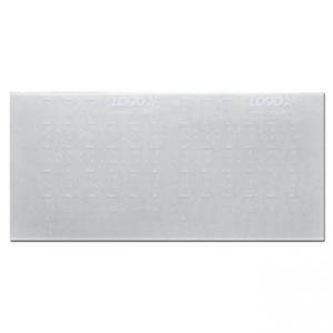 Přelepky LOGO na klávesnice, bílé, česko-slovenské, vhodné pro notebook, cena za 1 ks
