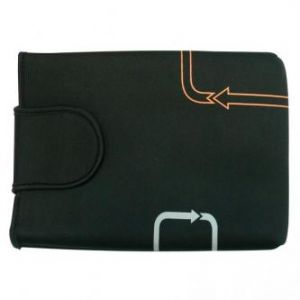 "Obal 12,1"" Sleeve Arrows, černý, Neoprén, 22 x 29 cm,"