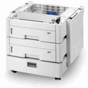 OKI Druhý a třetí podavač papíru pro MC860/MC851/MC861 + nízký kabinet (lze použít buď 440