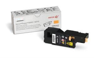 XEROX originální toner 106R01633, yellow, 1000str., XEROX Phaser 6000, 6010, východní Evro