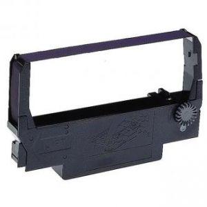 EPSON originální páska do pokladny, C43S015360, ERC 23B, černá, EPSON TM-267, II, 250, 270