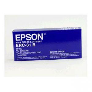 EPSON originální páska do pokladny, C43S015369, ERC 31, černá, EPSON TM-H5000, M-930, II,
