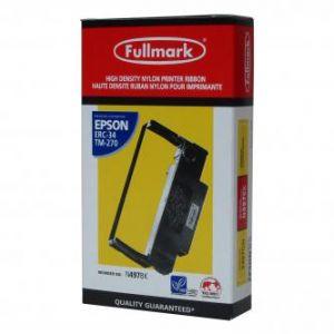 FULLMARK kompatibilní páska do pokladny, ERC 30, ERC 34, černá, pro EPSON TM-270, TM-300