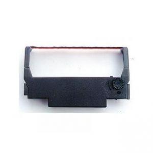EPSON originální páska do pokladny, C43S015376, ERC 38, červeno-černá, EPSON TM-300, U-375