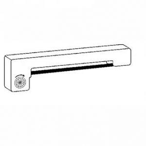 FULLMARK kompatibilní páska do pokladny, ERC 09, fialová, pro EPSON M-160, 163, 164, 180,