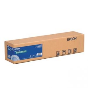 "EPSON 610/30.5/Enhanced Matte Paper Roll, 610mmx30.5m, 24"", C13S041595, 194 g/m2, papír, m"