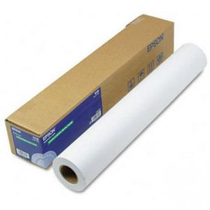 "EPSON 610/15.2/Ultrasmooth Fine Art Paper Roll, 610mm15.2m, 24"", C13S041782, 250 g/m2, pap"