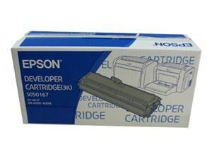 EPSON originální toner C13S050167, black, 3000str., EPSON EPL-6200, 6200L, 6200N