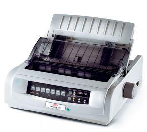 OKI ML5521 ECO Jehličková tiskárna A3 9 jehel 5 kopií USB Infračervený port