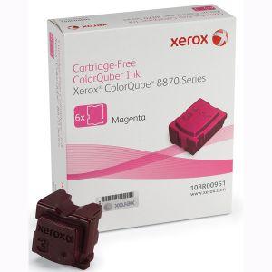 XEROX originální ink 108R00959, magenta, 17300str., XEROX ColorQube 8870