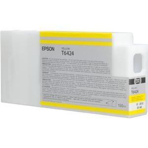 EPSON originální ink C13T642400, yellow, 150ml, EPSON Stylus Pro 9900, 7900, 9700, 7700, W