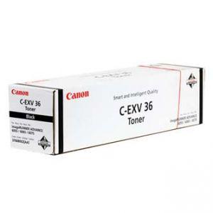 CANON originální toner CEXV36, black, 56000str., 3766B002, CANON iR-6055, 6065, 6075