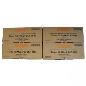 UTAX originální toner 4462110016, yellow, 5000str., UTAX UTAX CLP 3621, 4621, TA CLP3621