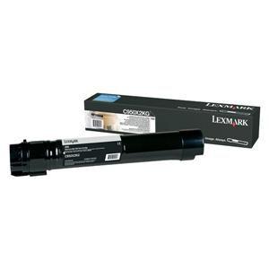 LEXMARK originální toner C950X2KG, black, 32000str., LEXMARK C950
