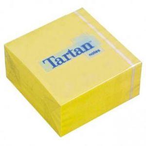 Blok samolepicí 76 x 76mm 100ks žlutý, 3M