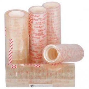 Lepicí páska transparentní, 24 mm x 10 m