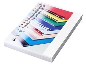 Kartonové desky Chromo A4 zadní strana 250g bílá balení 100ks