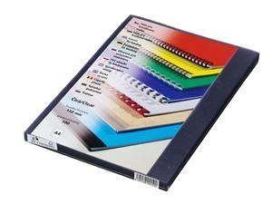 Transparentní fólie A4 přední strana 150mic čirá balení 100 ks