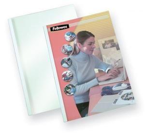 Termodesky Standing 1,5 mm bílé pro termovazbu dokumentů 1-10 listů A4 balení 100ks