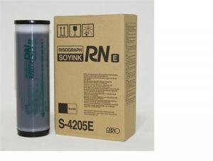 RISO originální ink S-4205E, black, RISO RN, balení 2 ks, cena za kus