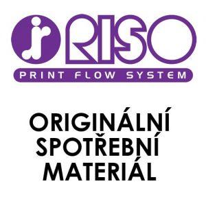 RISO originální ink S-4390, brown, RISO CR, balení 2 ks, cena za kus
