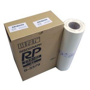 RISO originální matrice S-3379, RISO RP/FR, A3, balení 2 ks, cena za kus