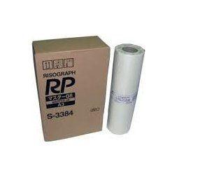 RISO originální matrice S-3384, RISO RP 3790/00, HD, A3, balení 2 ks, cena za kus