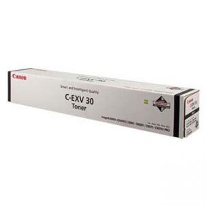 CANON originální toner CEXV30, black, 72000str., 2791B002, CANON iR-C9060, 9070