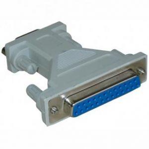 Myš Redukce, sériový port, 9 pin M-25 pin F, 0, šedá, LOGO