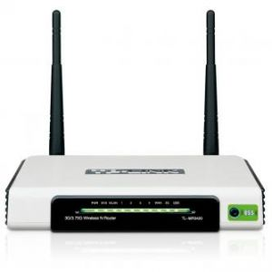 TP-LINK, TL-MR3420, 3G/3.75G router, Wireless 2,4Ghz, 300Mbps