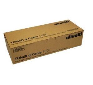 OLIVETTI originální toner B0839, black, 15000str., OLIVETTI D-Copia 1800/2200MF