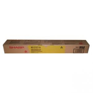SHARP originální toner MX-23GTYA, yellow, 10000str., SHARP MX-2010U, MX-2310U