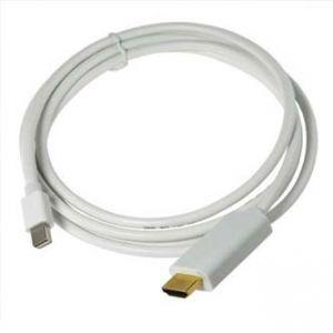 Kabel DisplayPort (mini) M- HDMI M, 2m, černý