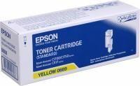 EPSON originální toner S050669 yellow, 700str., EPSON Aculaser C1700, C1750, CX17 seri